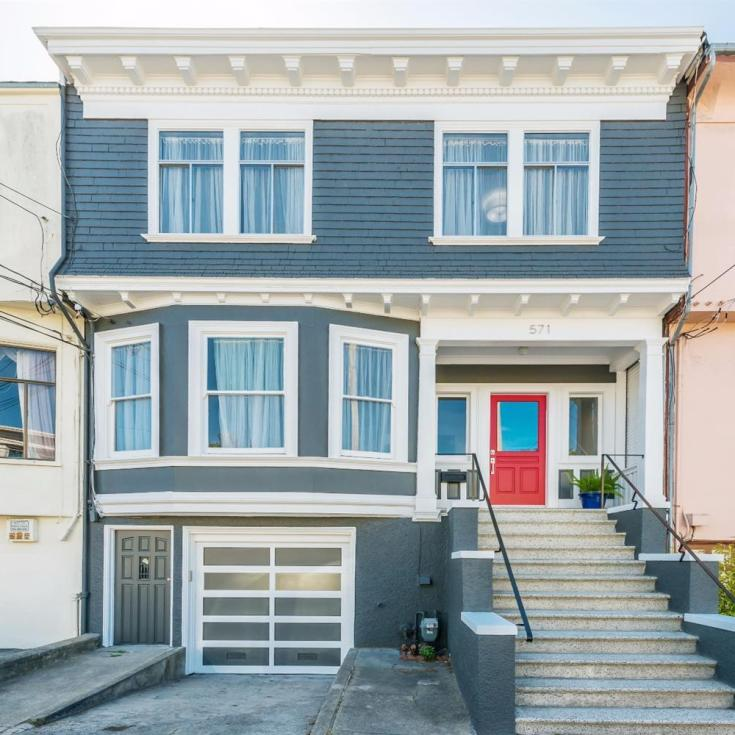 571 4th Avenue, San Francisco | $2,100,000 | Represented Buyer